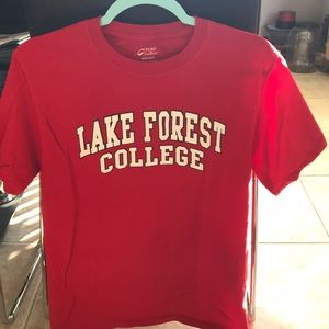 Lake Forest College T-shirt